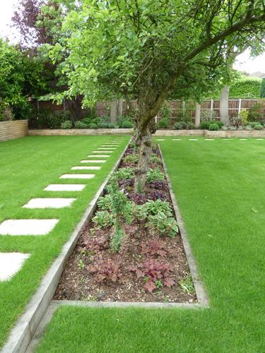 landscape gardening